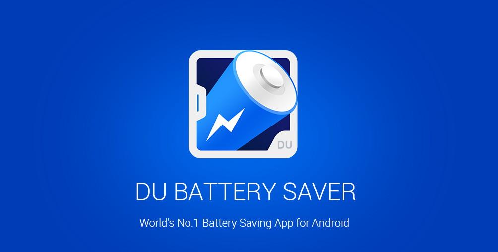 برنامج توفير الطاقة DU Battery Saver