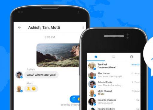 تحميل ماسنجر لايت للكمبيوتر Messenger Lite 2019