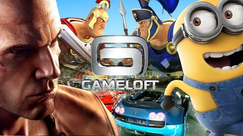 تحميل ألعاب gameloft مجاناً لنوكيا