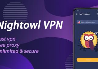 تطبيق night owl vpn للاندرويد